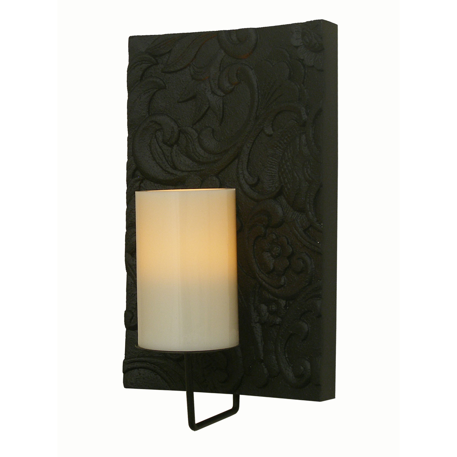 Wall Sconces With Flameless Candles : Wholesale Flameless Candle Sconce Solstice with Flameless Candle