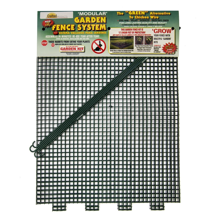 Modular Garden Fence by Pacific Accents Expandable Wholesale