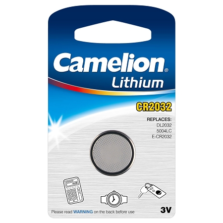 cr2032 lithium button cell batteries 1 pack wholesale. Black Bedroom Furniture Sets. Home Design Ideas
