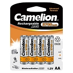 AA Ni-MH 2700mAh Rechargeable batteries 4 Pack