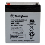 WA1255 12v 5.5Ah Rechargeable Sealed Lead Acid Battery Wholesale