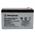 WA1272 12v 7.2Ah Rechargeable Sealed Lead Acid Battery Wholesale