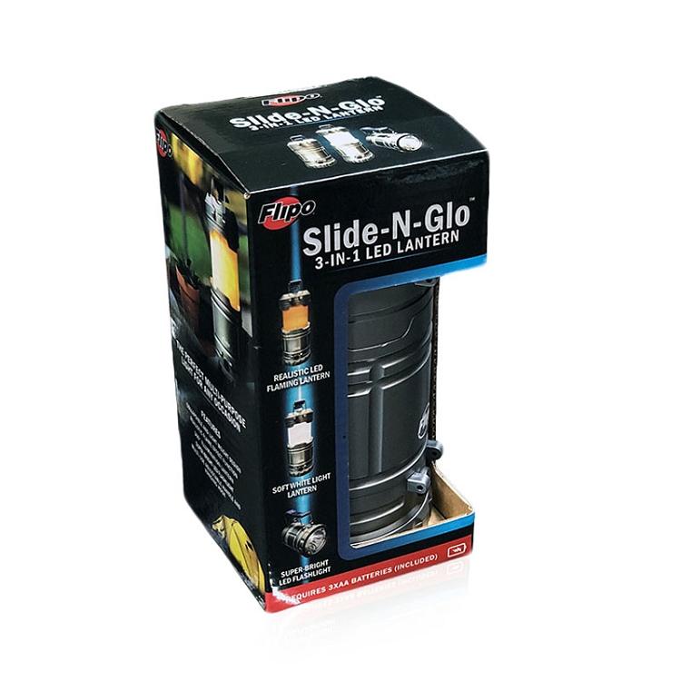 Flipo 174 Slide N Glo 3 In 1 Lantern