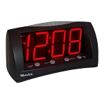 Westclox 66705A Extra Large Display Alarm Clock