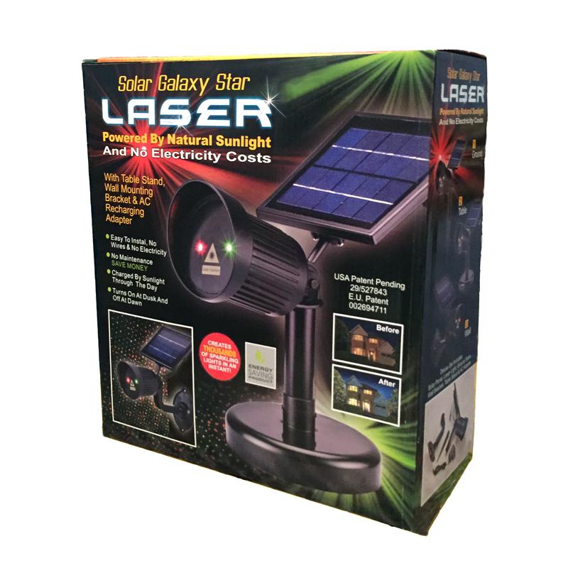 Astro Nova Laser (Red and Green Light) Outdoor Lighting ...