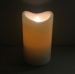 Bluetooth Candle with 3D Moving Flame