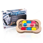 Brainiac Busy Bone™ Interactive Pet Toy