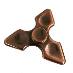 Collectable Copper Arrows Fidget Spinner- 3 sided