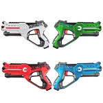 Laser Tag Gun Set - Set of Four