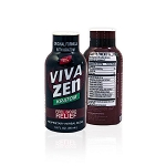Vivazen® With Kratom - Natural 1.9 oz. Liquid Shot