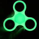 Glowing Tri Spinner/Hand Spinner