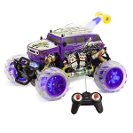 Flipo 5 Wheel RC Roll Car
