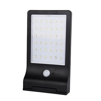 Pacific Accents 36 LED Solar Flood Light  350 Lumens