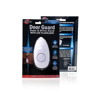 Flipo Door Guard Alarm With Mini Led Light Wholesale
