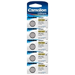 CR1620 3 Volt Lithium Button Cell Batteries 5 Pack