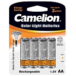 AA Ni-MH 1000mAh Rechargeable Batteries 4 Pack