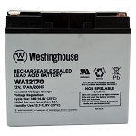 WA12170 12v 17Ah Rechargeable Sealed Lead Acid Battery Wholesale