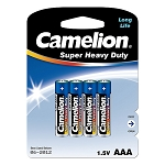 AAA Super Heavy Duty Batteries 4 Pack