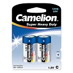 C Super Heavy Duty Battery 2 Pack
