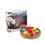 Brainiac Bat-A-Ball™ Interactive Pet Toy