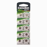Camelion AG3 / 392 / LR41 1.5V Button Cell Battery 10pk
