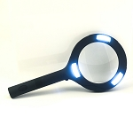 Cyclops - Illuminated Magnifying Glass With COB LED Light