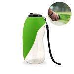 Fold-A-Bowl Portable Pet Water Bottle & Bowl