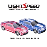 Light Speed - LED Illuminated RC Sports Car