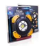 Titan Portable Worklight With COB LED Light 500 LUMENS