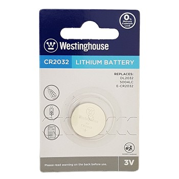 CR2032 Lithium Button Cell Battery Wholesale