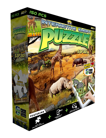 Safari Interactive Smart Puzzle