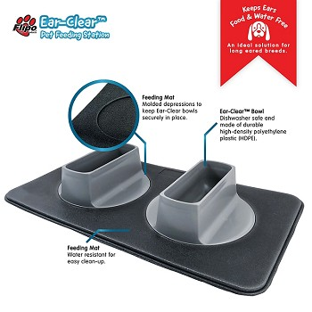 Ear-Clear — Pet Feeding Station